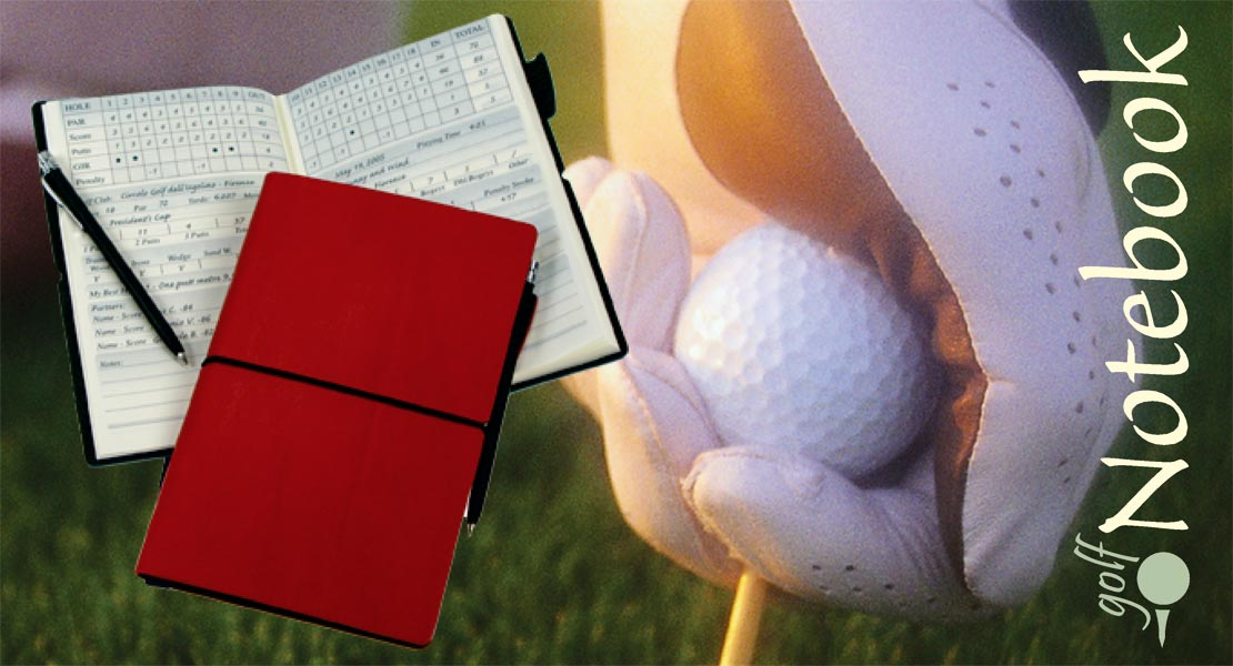 Golf Notebook